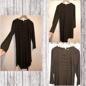 Dresses & Skirts - Dark olive green dress ✨